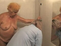old woman fuck