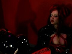 latex fetish porn
