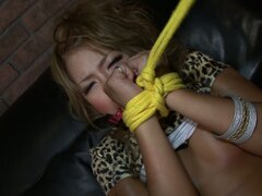 tied up girls