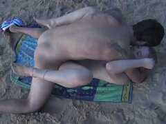 hot outdoor sex from TubeWolf